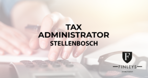 tax administrator accounting assistant